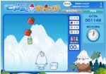ポケモンユキカブリのかき氷を作るゲーム