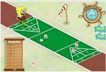 スポンジボブのクラゲカーリングゲーム
