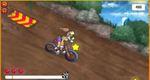 自転車運転ゲーム