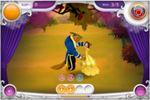 美女と野獣のダンスゲーム