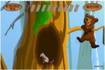 森で探すゲーム