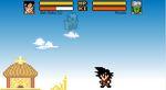 ファミコン風ドラゴンボール格闘ゲーム
