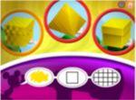 ミッキーの色や形クイズ・ゲーム