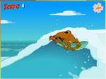 スクービードゥーのサーフィンゲーム