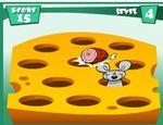 ガーフィールドのネズミたたきゲーム