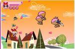 パワーパフガールのシューティングゲーム