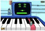 ピアノ演奏ゲーム