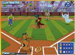 スクービードゥーの野球ゲーム