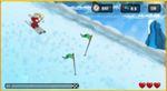 ルーニーチューンズのスキーゲーム スラローム