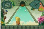 スポンジボブのボーリングゲーム
