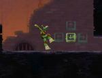 カメの忍者タートルズの怪獣を捕まえろゲーム