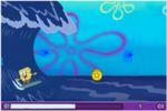 スポンジボブのサーフィンゲーム
