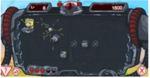 スポンジボブのプランクトンロボットブロック崩しゲーム