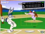 バグズバニーの野球ゲーム